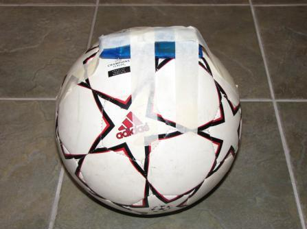 Soccer Ball with Accelerometer